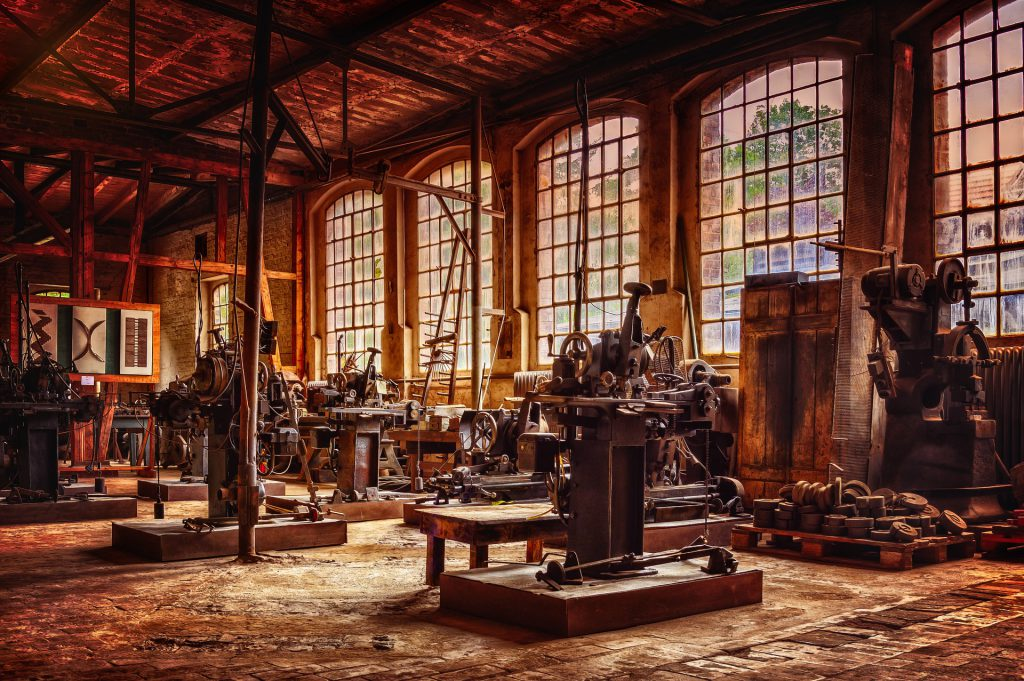 Storytelling d'un site industriel